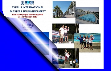CYPRUS INTERNATIONAL MASTERS SWIMMING MEET