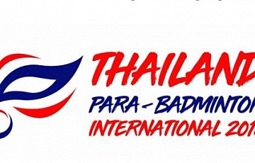 Thailand Para-Badminton International 2018